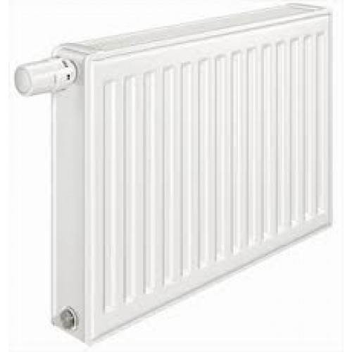 Apatinio pajungimo radiatoriai